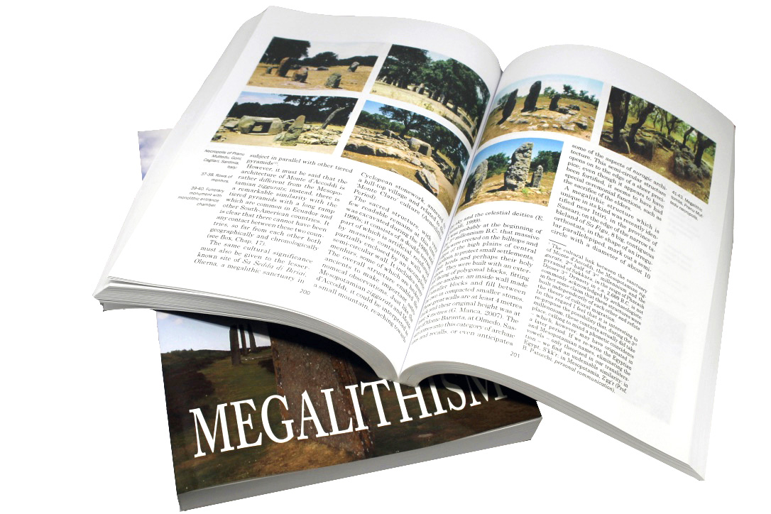 MEGALITHISM - Visualise the Stone Age world and its constructions.